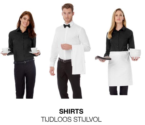 Shirts - Timelessly stylish