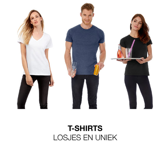 T-Shirts - Casually unique