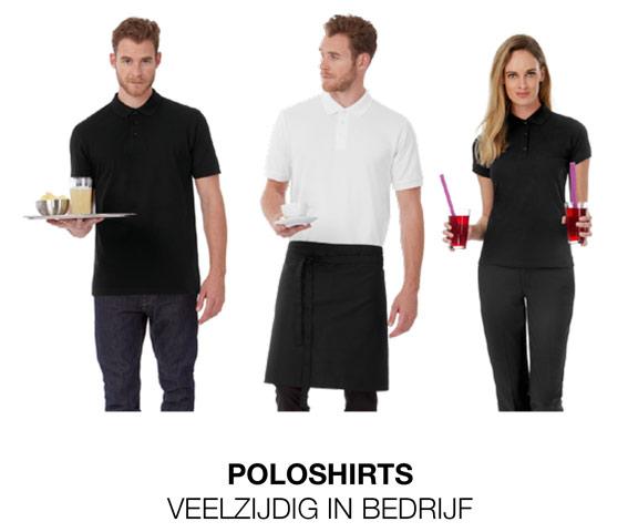 Polo Shirts business versatilty